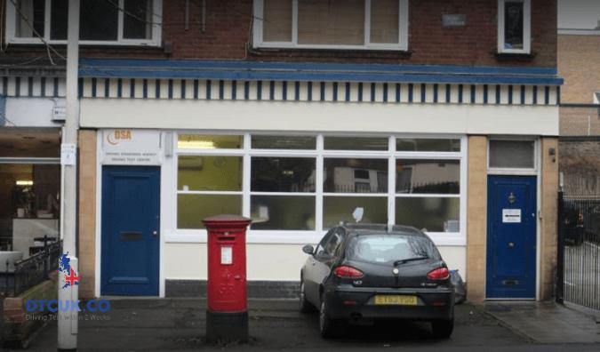 Wanstead Driving Test Centre, London