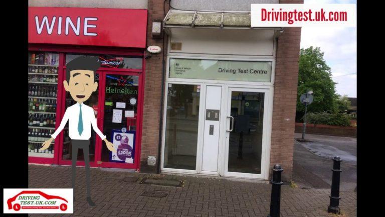 Ashford Driving test centre