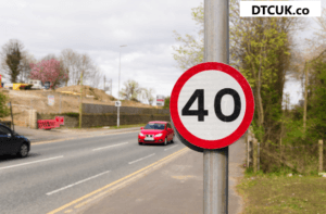 DTC Driving Test Tips - Watch Road Signs