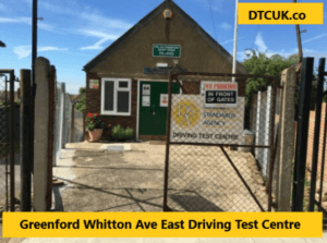 DTC Driving Test Greenford