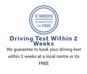 Driving Crash Courses High Wycombe