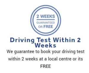 Driving Crash Courses Hither Green