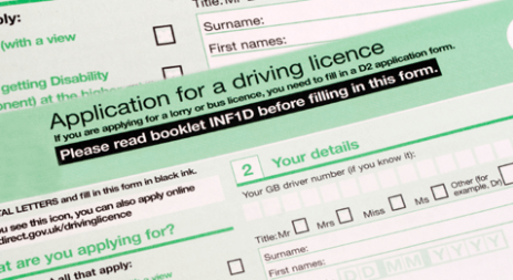 DTC UK - How to get a provisional license