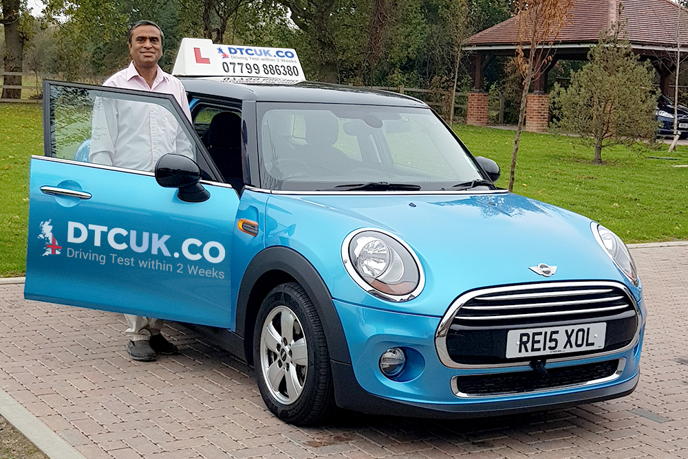 Car Hire for Driving test London