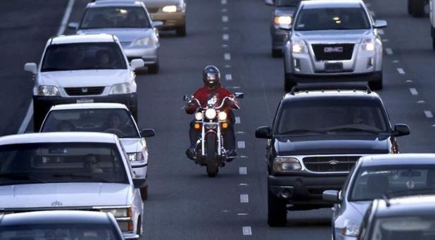 Sharing the Road with Motorcyclist