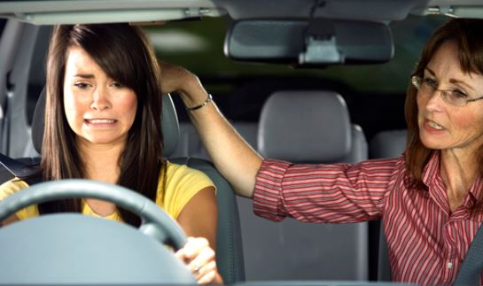 Teaching a Teenager to Drive DTC UK