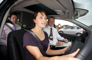 DTC UK Last Minute Driving Test Services