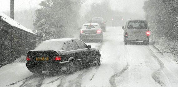 DTC UK Driving in Snow