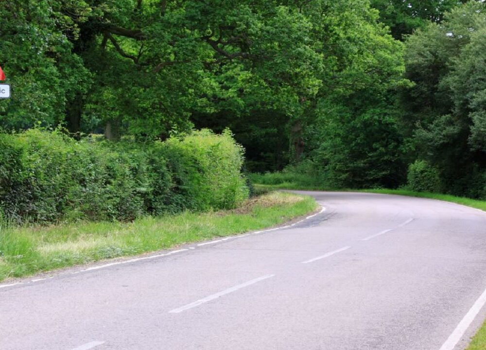 Driving on Country Lanes