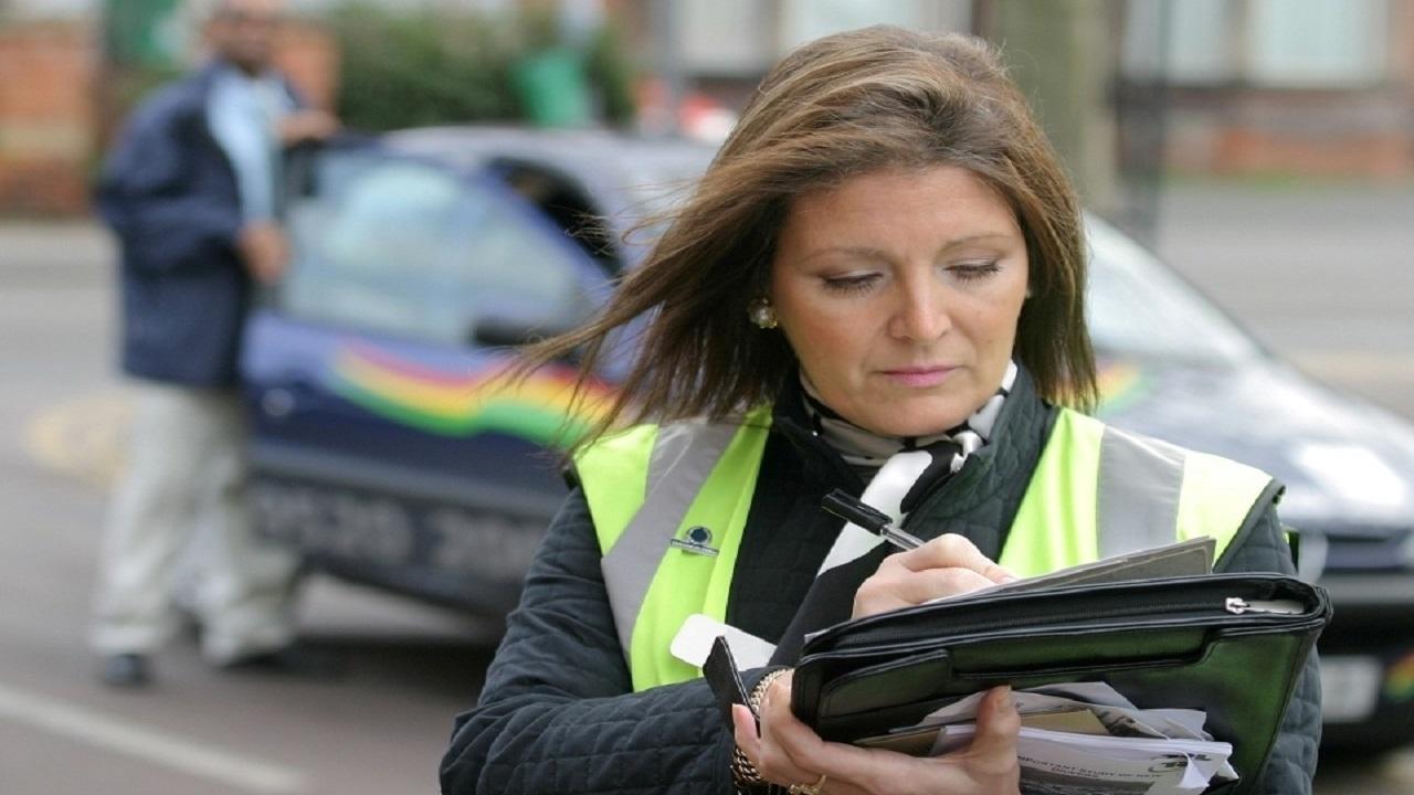 driving test marking